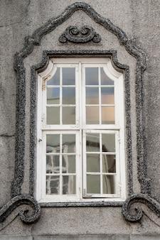 レイキャビクアイスランドの建物の外壁