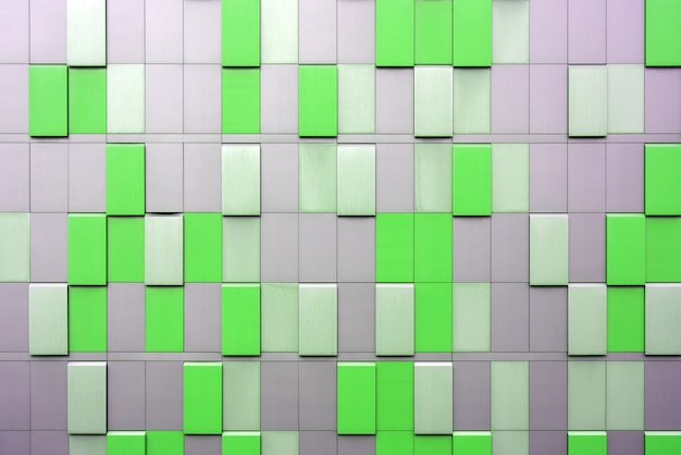 External coating of an industrial building. abstract architectural background.