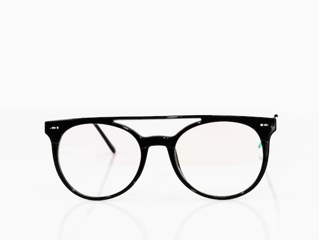 Eye glasses frame black