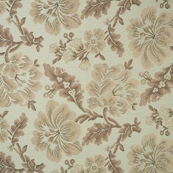 Sfondo di tessuto con motivo floreale