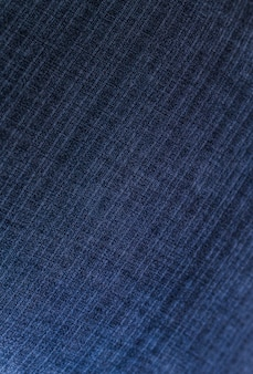 Fabric blue top view