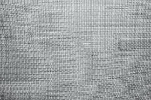 ファブリックカーテンテクスチャ。ファブリックブラインドカーテンの背景。マクロカラーの生地のテクスチャは、背景やカバーに使用できます