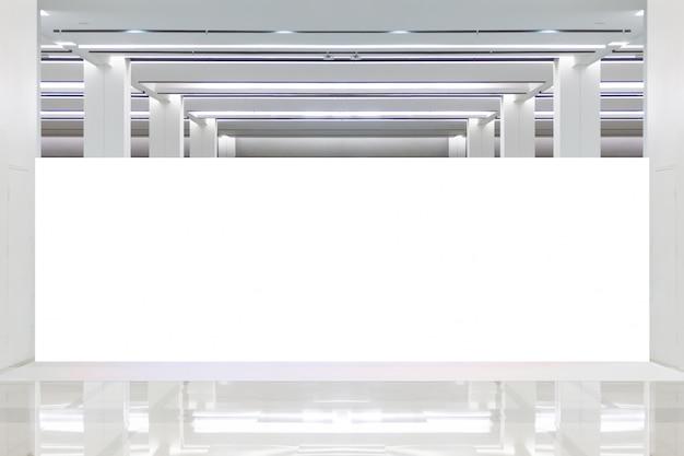 Основной блок fabric pop up рекламный баннер медиа дисплей фон, пустой фон