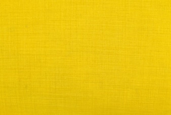 Fabric Texture, Close Up of Yellow Fabric Texture Pattern Background.