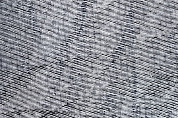 Fabric texture with creases or wrinkles