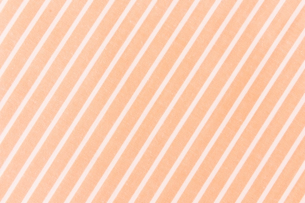 Fabric textured background with diagonal lines