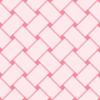 生地バレンタインピンク色シームレスパターン背景