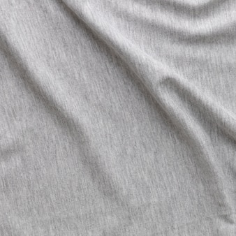 ファブリック波の背景テクスチャ-テキスタイルの背景のクローズアップ