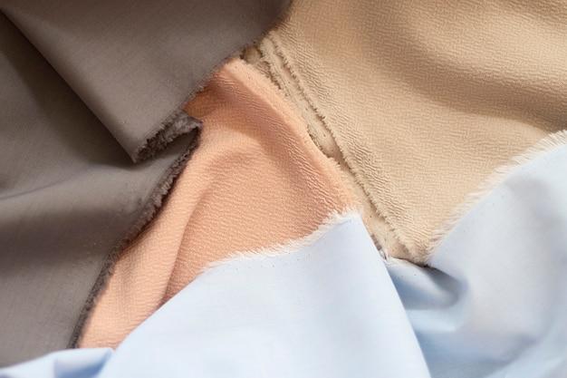 Фон ткани