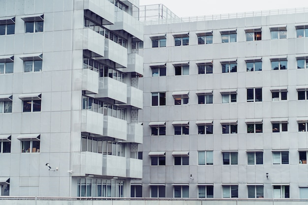 住宅のファサード