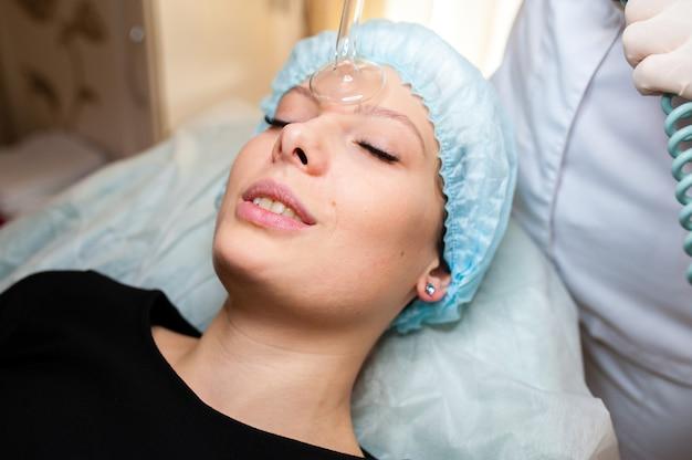 Face beauty treatment