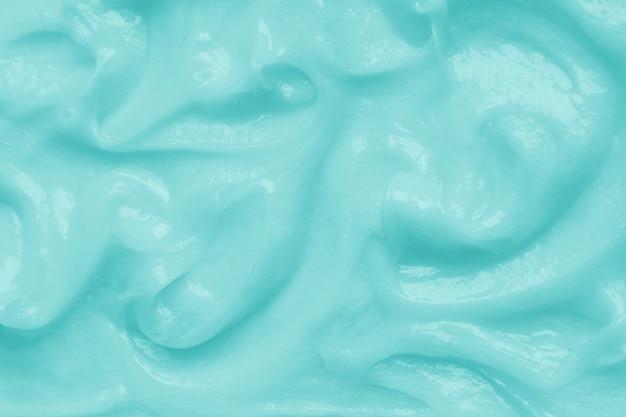 Face and body cream. texture cosmetics. selective focus.