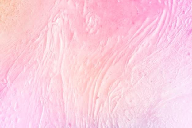 Face cream close up