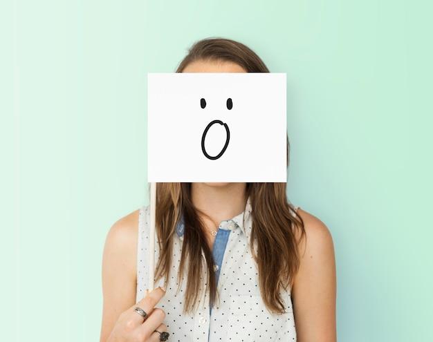 顔の表情イラスト感情感情 無料写真