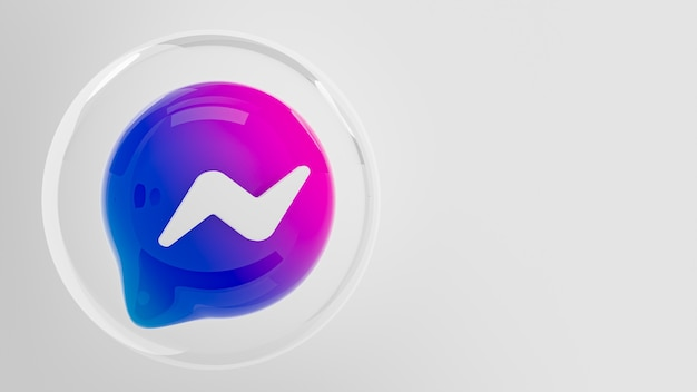 Facebook 메신저 아이콘