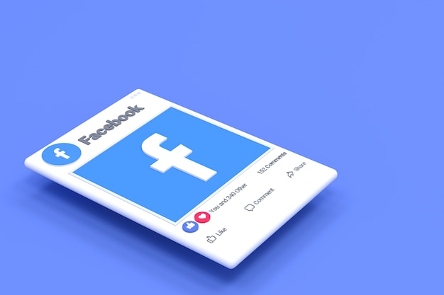 Facebookの投稿画面と反応