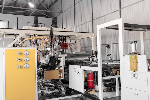 Фактор и оборудование для производства и изготовления прочного полиэтилена и полипропилена.