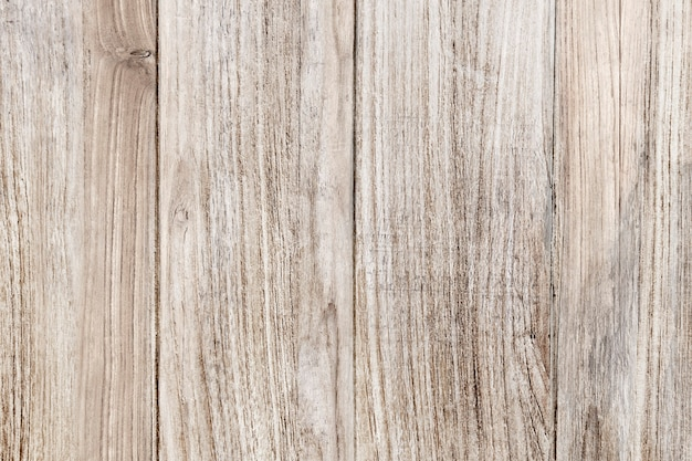 色あせた茶色の木製テクスチャフローリングの背景