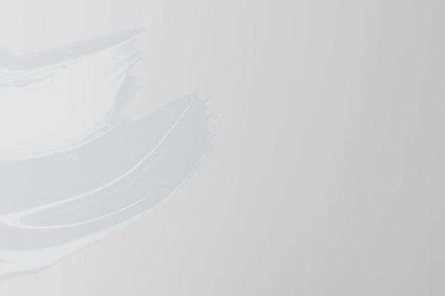 Выцветший серый фон с текстурой кисти