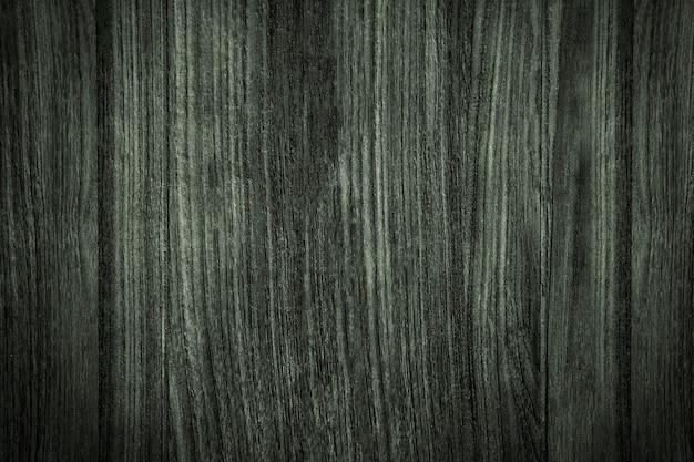 色あせた緑の木目調のフローリングの背景
