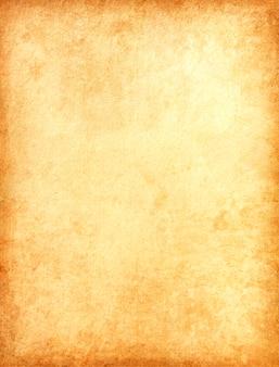 色あせたオールドベージュデザインペーパーページ