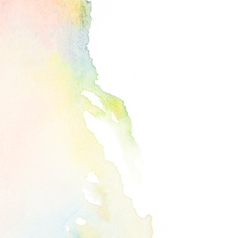 Увядший акварельный текстурированный фон