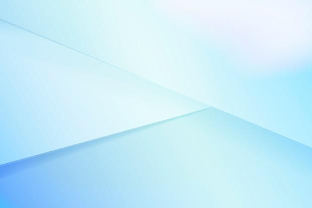 色あせたハーフトーンの幾何学的にパターン化された青い背景