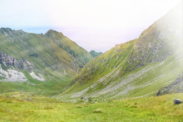 Горы фагарас