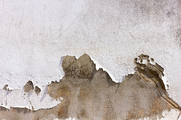 Fail concrete coating backgrounds