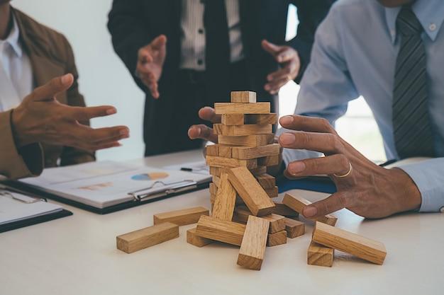 Failure business concept