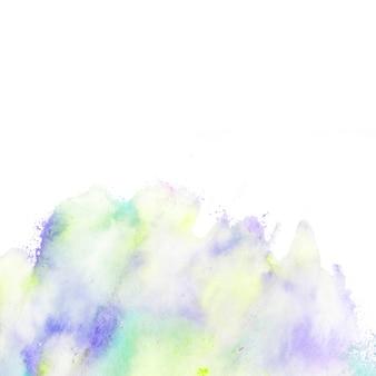 Trama debole colorato grunge