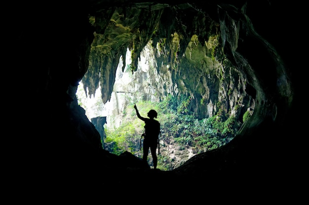 Сказочная пещера малайзия