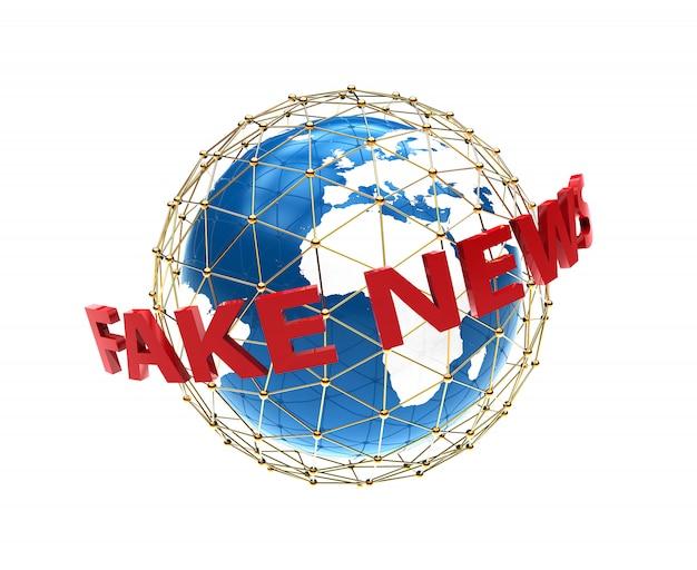 Fake news around planet