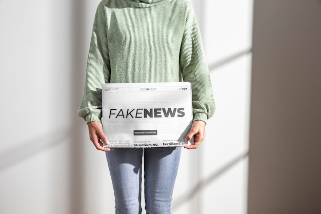 Концепция фейковых новостей
