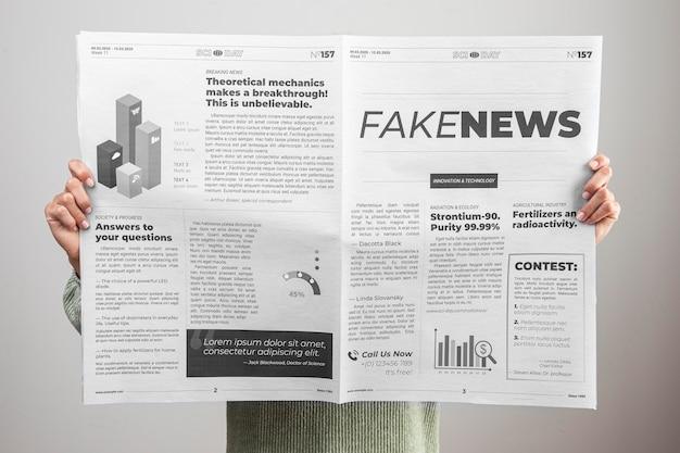 가짜 뉴스 개념