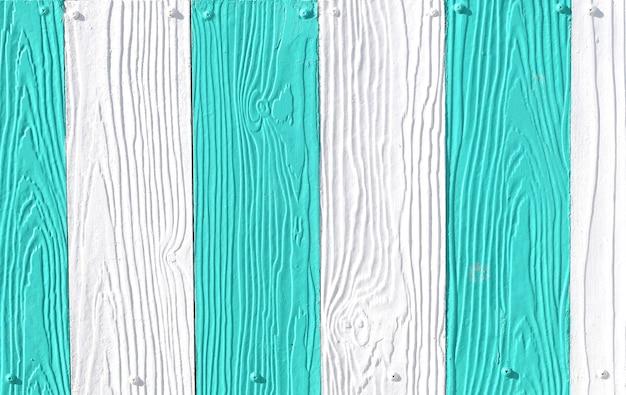 白と緑のアクセントが付いたフェイクウッドテクスチャ