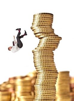 Падающая экономика