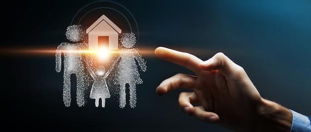 Концепция страхования семейного ухода и защиты