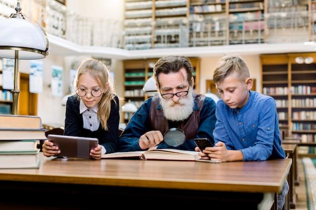 Family, education, digital technologies vs book.