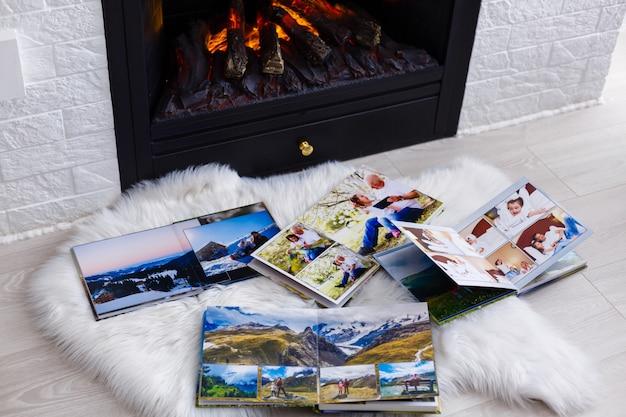 Family travel photobooks