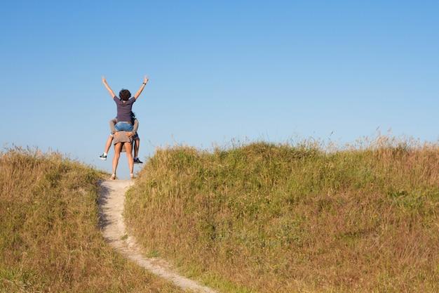 원하는 것을 찾는 행복을 위한 가족의 길