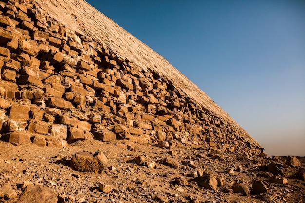 有名なエジプトのピラミッド