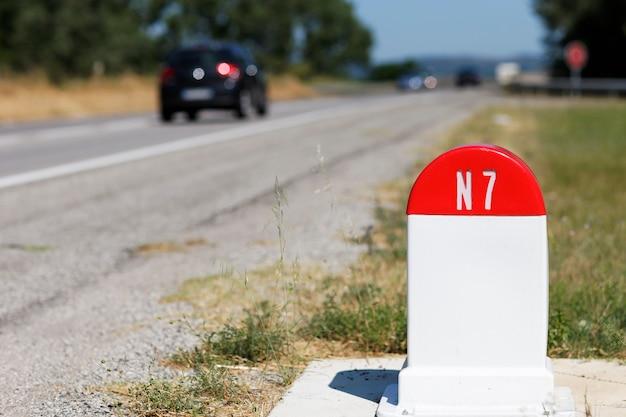 フランスで有名な長い道のり「7国道」