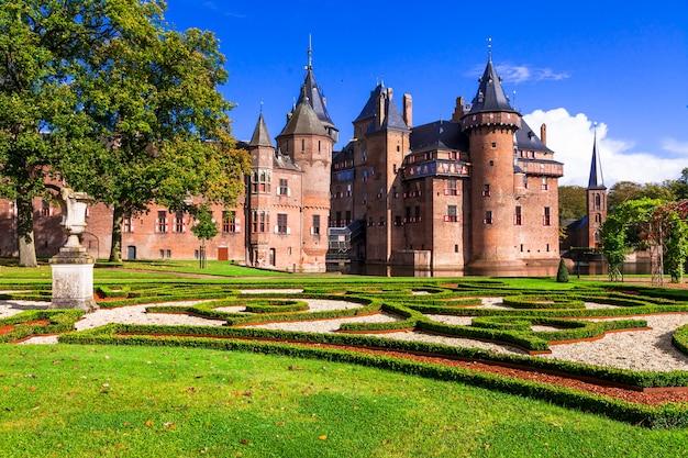 ヨーロッパの有名な中世の城