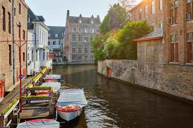 브뤼헤, 벨기에의 유명한 장소