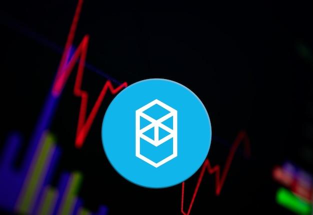 交換チャートのfantomftm暗号通貨コイン成長チャート