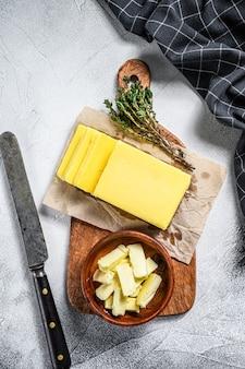 농장 버터, 유기농 유제품