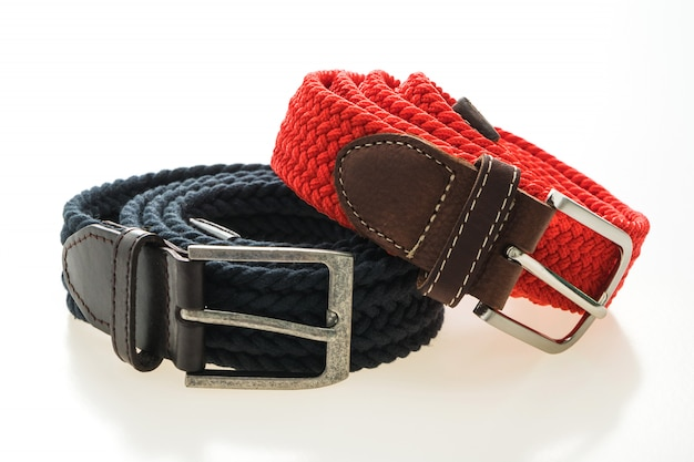 Fashion belt with buckle