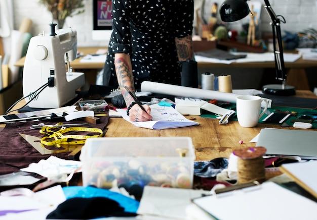 Дизайнерский дизайн и подготовка к новому дизайну