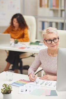 Модельеры, работающие в офисе